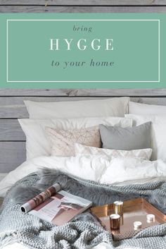 5 Ways to Bring Hygge into Your Home in 2017 – hygge bedroom Konmari, Minimalistic Lifestyle, Home Design, Interior Design, Design Ideas, Hygge Life, Retro Home Decor, Cozy Living, Simple Living