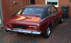 Ford Capri I 1700 GT -