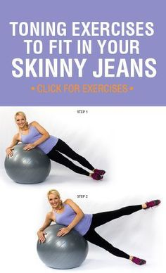Get back in those skinny jeans!