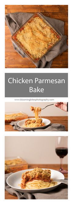 Chicken Parmesan Bak