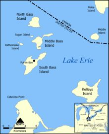A section of the Bass Island Archipelago - Wikipedia, the free encyclopedia