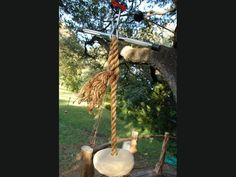 Zip Lines | Tree Houses – Tree House Designs, Installation, Components & Assessories – Ropes, Swings, Climbing Walls & Zip Lines