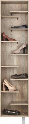 Schuhschrank Woody Wildeiche - Schuhschränke & Regale - Produkte
