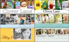 Tutorial on how to make a great blog banner in Picasa