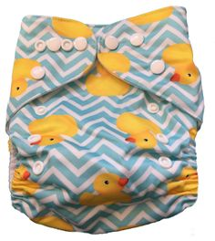You're the One Pocket Cloth Diaper Cover