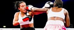 Cecilia Brækhus defeated Oxandia Castillo via TKO at the ninth round and retained her welterweight WBA / WBC / WBO female world title in Frederikshavn, Denmark. (07/09/2013) #Boxing