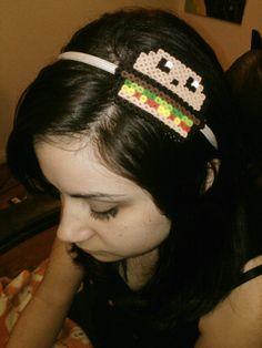 Kawaii Perler Headbands by LunaAndEvesBoutique on Etsy, $6.00