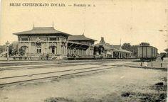 Sergiev Posad train station