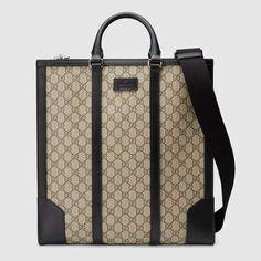 GG Supreme tote Replica Handbags d5e19a6b7748b