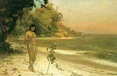 Victor Meirelles de Lima (1832 – 1903) – Pintor Brasileiro_8