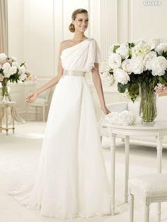 Robe De Soiree Style Deesse Grecque Robes à La Mode Et