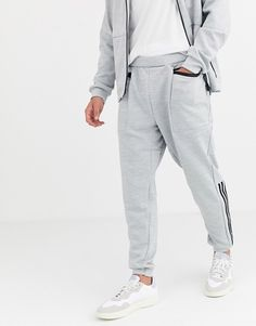 Buy adidas Training ID pants in grey at ASOS. With free delivery and return options (Ts&Cs apply), online shopping has never been so easy. Get the latest trends with ASOS now. Adidas Track Pants Mens, Mens Cotton Shorts, Joggers, Sweatpants, Designer Clothes For Men, Sport Wear, Must Haves, Latest Trends, Asos