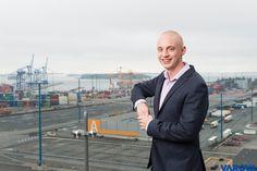 Brand Photo kuvasi Varovalle uusia brändikuvia Vuosaaren satama-alueelta!