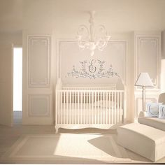 Elegant baby nursery designs by 3moms More