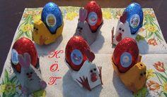 Húsvéti tojástartó / Easter egg cup