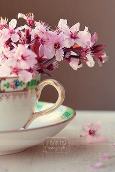 ~ Цветочная чашка ~