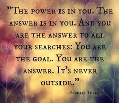 7 #Eckhart Tolle Quotes to Help You Put Things into Perspective ...