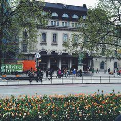 Stockholms Centralstation i Stockholm