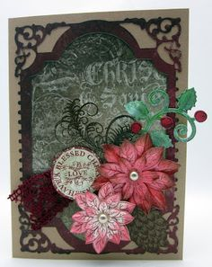Heartfelt Creations Inspiration By Gini Williams Cagle - Beadz