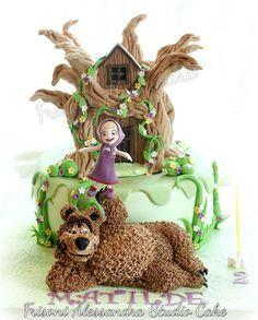 Frisoni Alessandra Studio cake.
