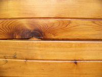 How To Paint Over Polyurethane Woodwork. You Can Paint Over Varnished Wood After Preparing The Surface. Painted Wood Ceiling, Wood Plank Ceiling, Wood Plank Walls, Pine Walls, Wood Ceilings, Wood Planks, Hardwood Floors, Painting Over Stained Wood, Painting Wood Paneling