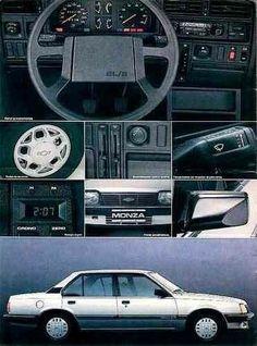 1985 Chevrolet Monza - Brasil