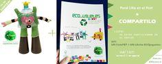 Participá y llevate un ECOKIT de 2º Ciclo Producción Sustentable  Poné like al Post y en el Fan page + Compartilo - LISTO ya estas participando!  ECOKIT: Un CicloPET + Un ECOlibrito  Hay 3 ECOKIT - Sorteo 22 Agosto   Link a POst en Facebook  https://www.facebook.com/SegundoCiclo.ProSustentable/photos/a.503828976296220.122118.217275588284895/829786090367172/?type=1&theater