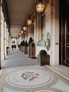 Le Meurice Hotel in Paris