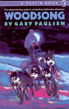 Woodsong by Gary Paulson  lit study