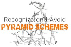 Looking for a home business but anxious and confused about what is legit? Learn how to recognize these . . . http://www.engineeredlifestyles.com/blog/wealthy-lifestyle/network-marketing/recognizing-and-avoiding-pyramid-schemes/ #pyramidschemes #ponzischemes