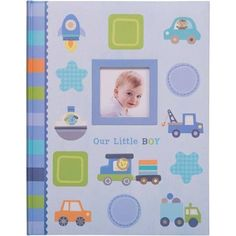 Our Little Boy Baby's First Memory Book (Carter's, Inc)