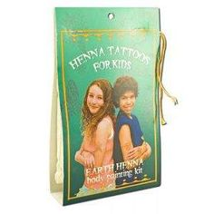 Henna Tattoos for Kids