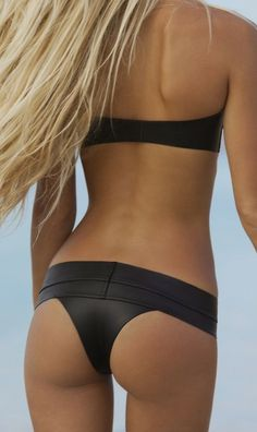2ebf8f4b2a Brazilian Black Bikini! Swimwear Model