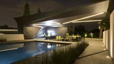 Kloof Road House | Floating Pavilion | Nico van der Meulen Architects #Contemporary #Architecture #Furniture