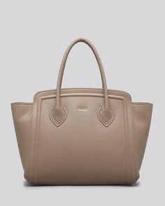 images of taupe Furla handbag with gold feet - Google Search