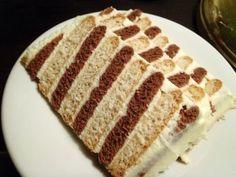Rychlé, dobré, efektní. Czech Desserts, Party Food And Drinks, Desert Recipes, Let Them Eat Cake, Sweet Recipes, Nutella, Deserts, Cooking Recipes, Yummy Food