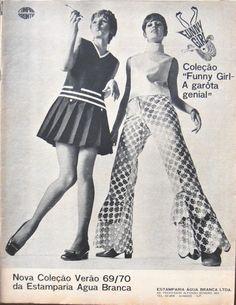 Atelier Madrecita 1960s, Magazine, Vintage, Tops, Sixties Fashion, Magazines, Vintage Comics, Warehouse, Newspaper
