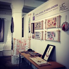 The RSN Degree programme has had a very successful Graduate Fashion Week #GFW2015 at the Old Truman Brewery. We have had lots of fabulous visitors to the stand and many have spent time stitching with us. We have shown work by first, second and third...