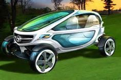 the Mercedes-Benz Vision Golf Cart. while bearing a car-like form, the Mercedes-Benz Vision Golf Cart, like any of today's golf cart, is electric driven and juiced by a battery pack that Mini Vans, Mercedes Benz, Mercedes Concept, Maserati, Design Transport, Automobile, Custom Golf Carts, Concept Cars, Concept Auto