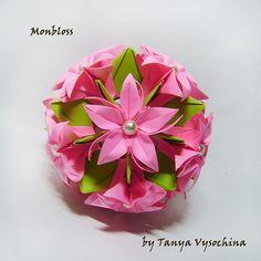 Monbloss by Tanya Vysochina (tigreshenka)   by Maslova Alina