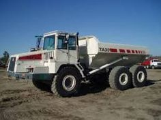 TEREX TA30 ARTICULATED DUMP TRUCK SERVICE REPAIR MANUAL