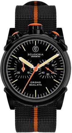 CT Scuderia Watch Cinghia Leggera Chronograph #bezel-fixed #bracelet-strap-synthetic #brand-ct-scuderia #case-depth-13mm #case-material-black-pvd #case-width-44mm #chronograph-yes #delivery-timescale-4-7-days #dial-colour-black #gender-mens #luxury #movement-quartz-battery #official-stockist-for-ct-scuderia-watches #packaging-ct-scuderia-watch-packaging #style-sports #subcat-cronoscalata #supplier-model-no-cs10108 #warranty-ct-scuderia-official-2-year-guarantee #water-resistant-100m