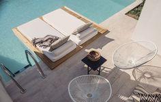 regardsetmaisons: Un hôtel bohème, nature et chic