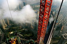 Heart-Stopping Photos From The World's 2nd Tallest Building