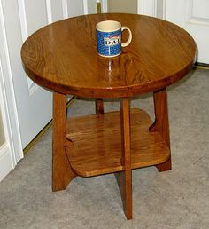 Limbert end table - The Dale Maley Family Web Site