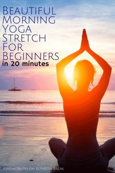 Morning Yoga Stretches for beginners.