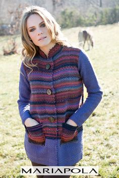l'atteggiamento migliore a3237 d85a6 Mariapola Knitwear and Cashmere (mariapolawool) su Pinterest