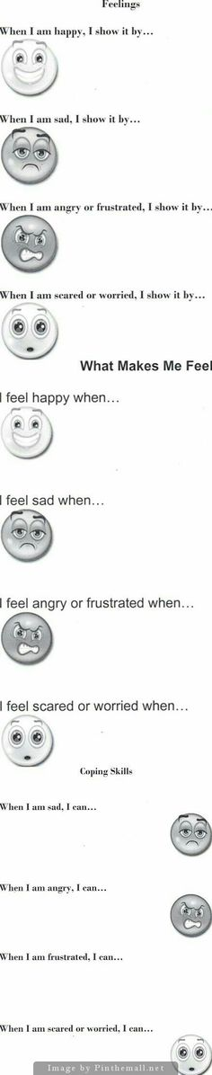 Feelings Activity
