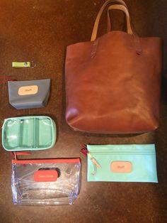 Organize your purse with Jon Hart Designs!