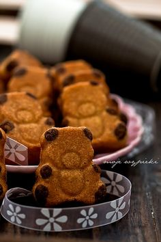 Nutella Bears, I remember I have this bear mould